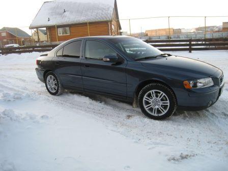 Volvo S60 2007 - отзыв владельца