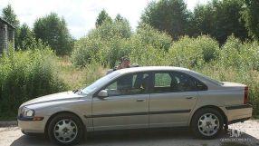 Volvo S80, 2002