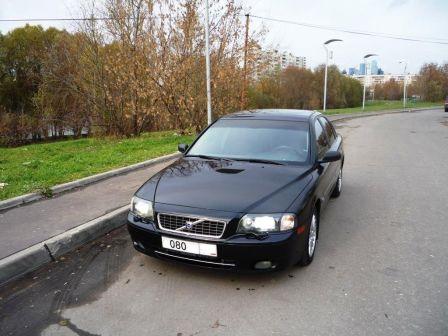 Volvo S80 2006 - отзыв владельца