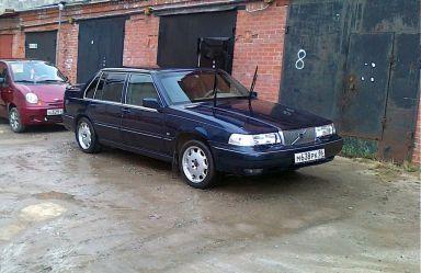 Volvo S90, 1998