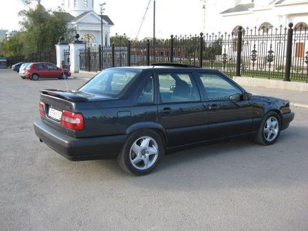 Volvo T5 1997 - отзыв владельца