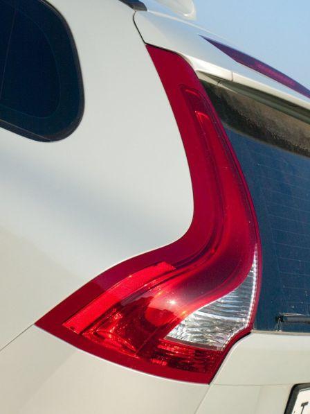 Volvo XC60 2009 - отзыв владельца