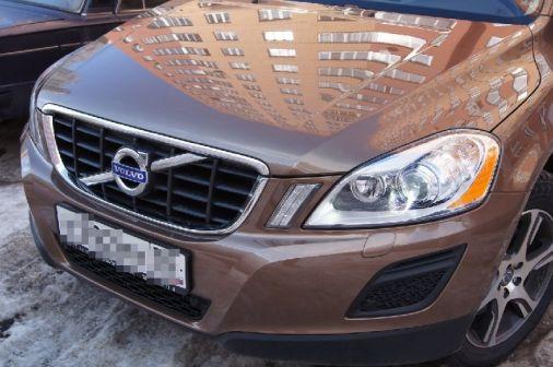 Volvo XC60 2010 - отзыв владельца