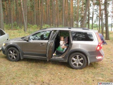 Volvo XC70 2008 - отзыв владельца