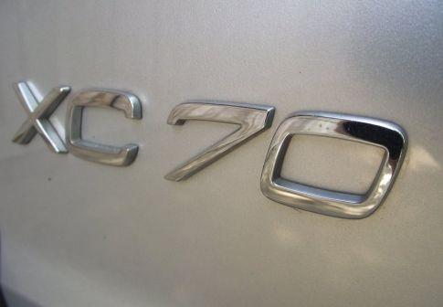 Volvo XC70 2005 - отзыв владельца