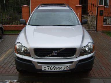 Volvo XC90 2005 отзыв автора | Дата публикации 12.12.2010.