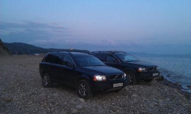Volvo XC90 отзыв автора | Дата публикации 09.09.2012.