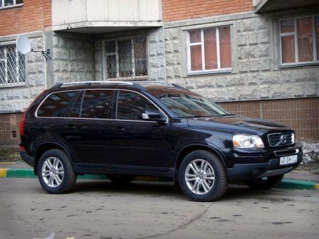 Volvo XC90 2010 - отзыв владельца
