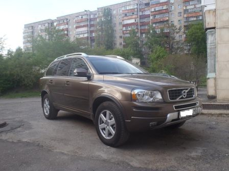 Volvo XC90 2012 - отзыв владельца