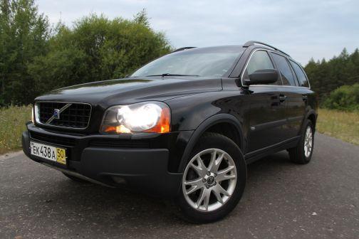 Volvo XC90 2004 - отзыв владельца
