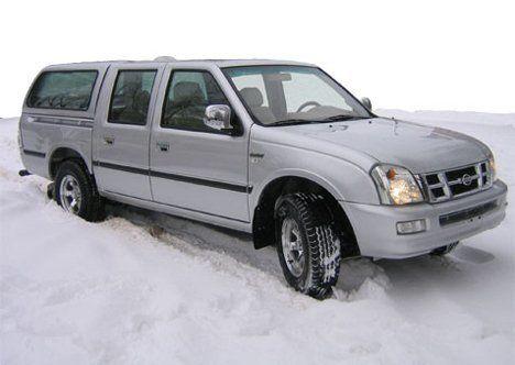 Xin Kai Pickup X3 2005 - отзыв владельца
