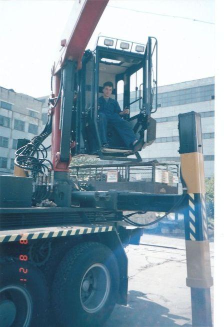 Xin Kai Xin Kai 1997 - отзыв владельца