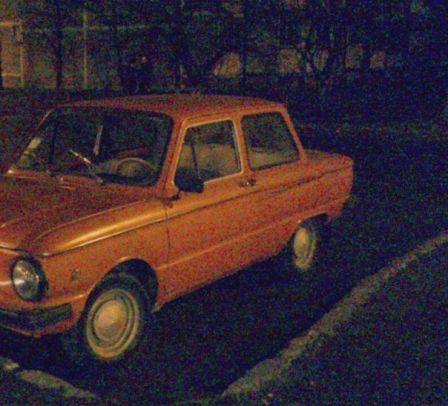 ЗАЗ ЗАЗ 1988 - отзыв владельца