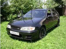 Nissan Lucino, 1996