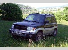 Mitsubishi Pajero Pinin, 2003