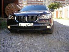 BMW 7-Series, 2010