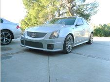 Cadillac CTS, 2008