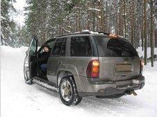 Chevrolet TrailBlazer, 2003