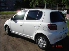 Toyota Vitz, 2003