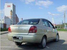 Toyota Platz, 1999