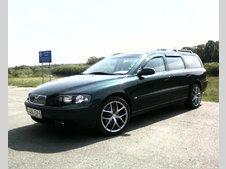 Volvo V70, 2002