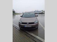 Volkswagen Golf Plus, 2013