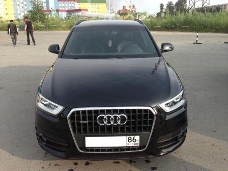 Audi Q3 2012 - отзыв владельца