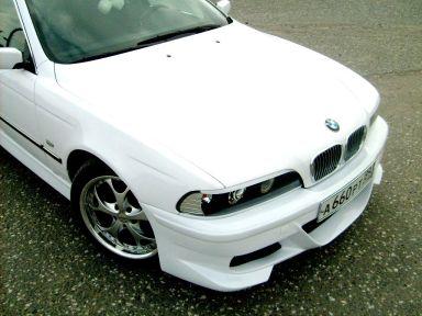 BMW 5-Series 2000 отзыв автора | Дата публикации 28.06.2013.