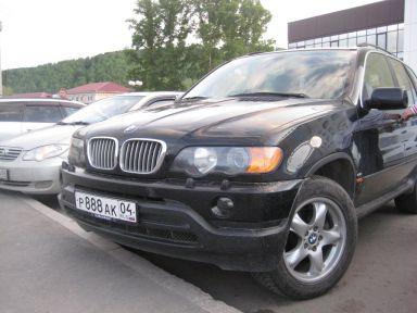 BMW X5 2001 отзыв автора | Дата публикации 08.07.2013.