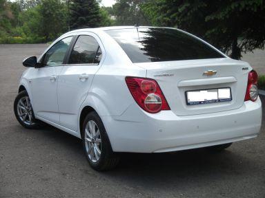 Chevrolet Aveo 2013 отзыв автора | Дата публикации 08.07.2013.
