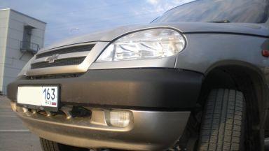 Chevrolet Niva 2007 отзыв автора | Дата публикации 13.07.2013.