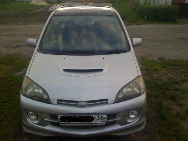 Daihatsu YRV, 2003