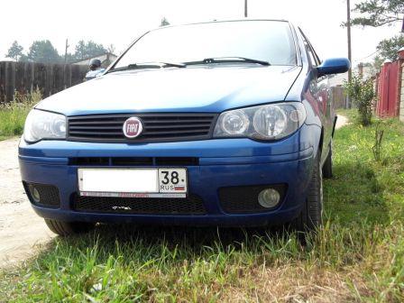 Fiat Albea 2011 - отзыв владельца