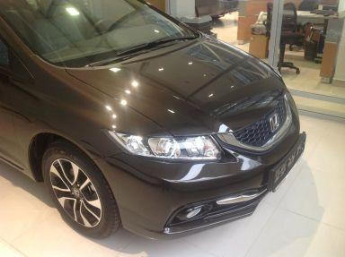 Honda Civic 2013 отзыв автора | Дата публикации 01.09.2013.
