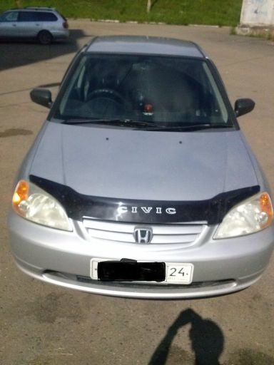 Honda Civic Ferio, 2001