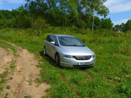 Honda Odyssey 2006 - отзыв владельца
