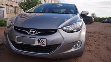 Hyundai Avante 2011 отзыв автора | Дата публикации 17.07.2013.