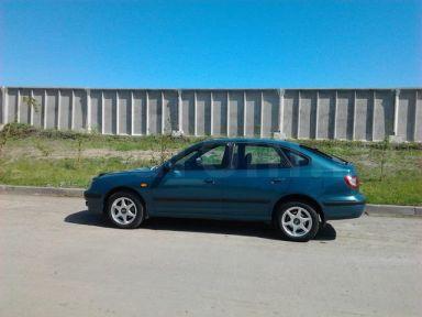 Hyundai Elantra, 2004