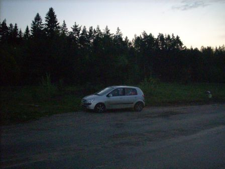 Hyundai Getz 2006 - отзыв владельца
