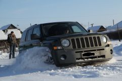 Jeep Liberty, 2008