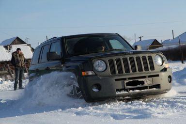 Jeep Liberty 2008 отзыв автора | Дата публикации 16.07.2013.