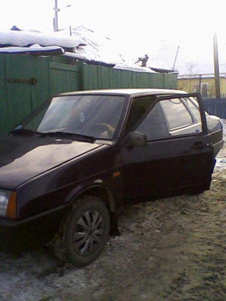 Лада 21099 1997 - отзыв владельца