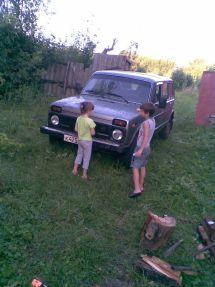 Лада 4x4 2131 Нива, 2009