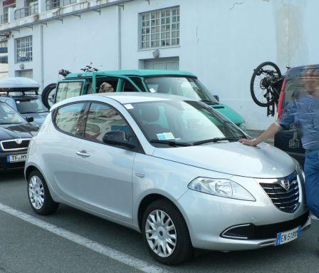 Lancia Ypsilon 2012 - отзыв владельца