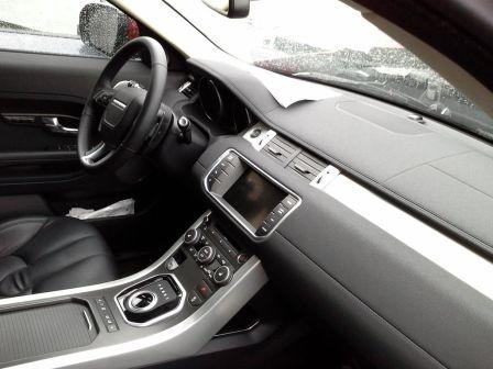Land Rover Range Rover Evoque 2011 - отзыв владельца