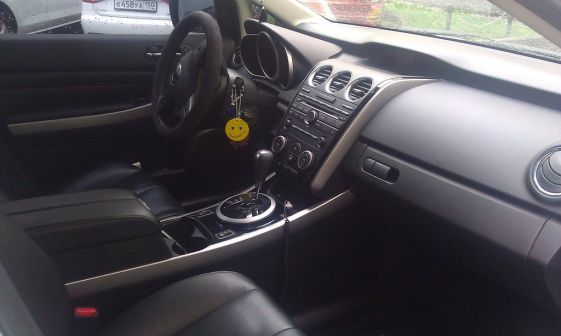 Mazda CX-7 2010 - отзыв владельца