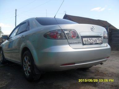 Mazda Mazda6, 2007