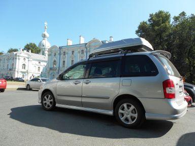 Mazda MPV, 2002