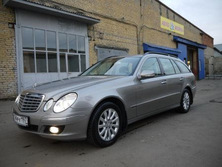 Mercedes-Benz E-Class  - отзыв владельца