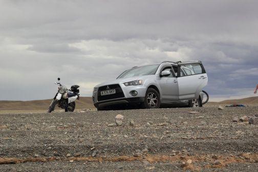 Mitsubishi Outlander 2011 - отзыв владельца